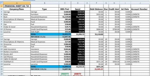 Accounting Spreadsheets For Excel Accounting Spread Sheet Spreadsheet Templates for Business, Accounting Spreadsheet Templates, Accounting Spreadsheet