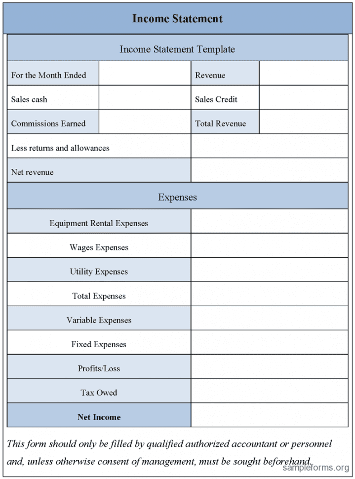 free excel income statement template 2 simple income statement template simple spreadsheet. Black Bedroom Furniture Sets. Home Design Ideas