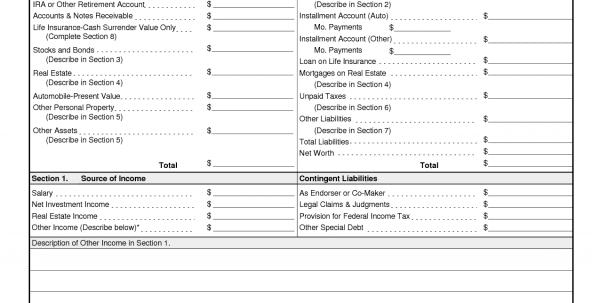 Income Statement Small Business Example