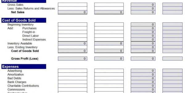 Payroll Statement Template Income And Expense Statement Template Expense Spreadsheet, Income Statement Template, Income Spreadsheet, Spreadsheet Templates for Business