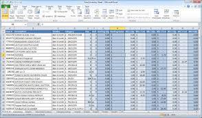 Spreadsheet Data Manipulation Using Examples