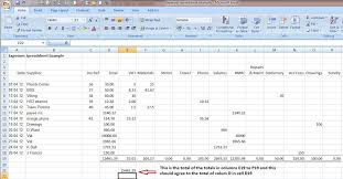 Accounting Excel Templates Free Download