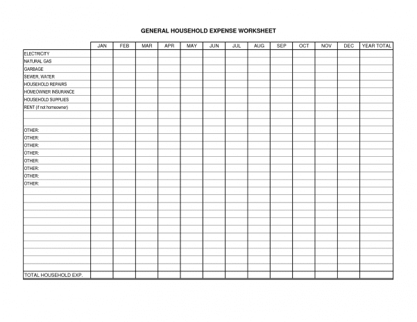 Blank accounting spreadsheet blank spreadsheet spreadsheet for Farm cash flow template