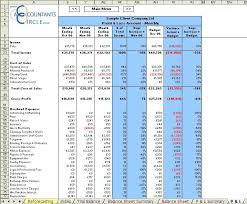 Bookkeeping Excel Spreadsheets Free Download 3