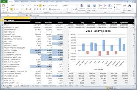 Example Of Spreadsheet For Small Business
