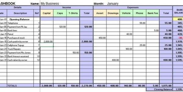 Excel Accounting Template For Small Business 4 Small Business Accounting Spreadsheet Spreadsheet Templates for Business, Business Spreadsheet Templates, Business Spreadsheet, Accounting Spreadsheet Templates, Accounting Spreadsheet