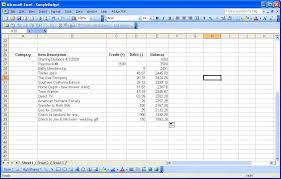 Excel Spreadsheet Examples Download