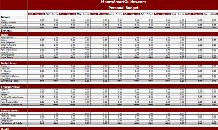 Excel Spreadsheets Templates Excel Spreadsheet Templates