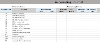 Excel Templates Balance Sheet