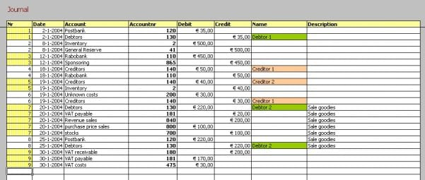 Free Bookkeeping Software Download