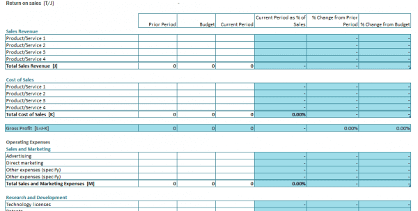 Free Printable Accounting Worksheets
