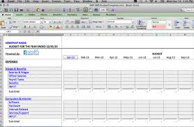 Free Small Business Accounting Templates