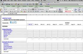 Google Spreadsheet Template 1