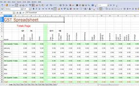 Microsoft Small Business Accounting Templates