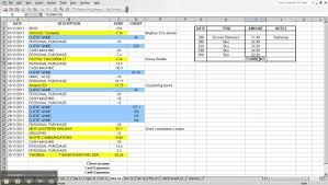 Small Business Budget Spreadsheets
