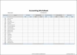 Weekly Bookkeeping Template