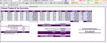 Accounting Excel Spreadsheet Templates
