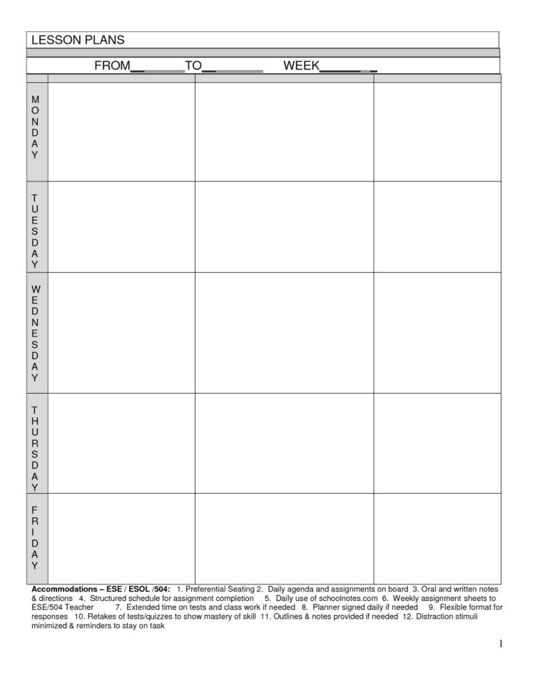 Blank Worksheet Templates Spreadsheet Templates For