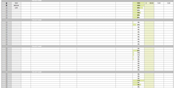 Excel Paid Time Off Template