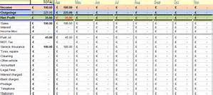 Free Accounting Spreadsheet Downloads
