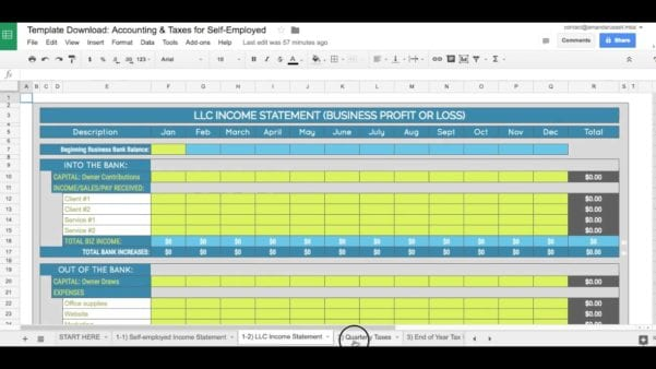 accounting spreadsheet template spreadsheet templates for. Black Bedroom Furniture Sets. Home Design Ideas