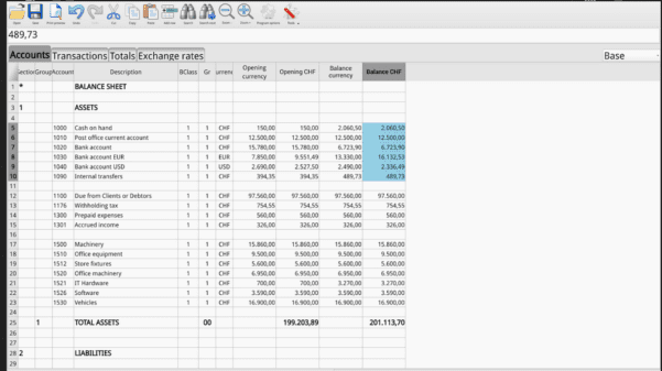 Examples Of Spreadsheet Application Software