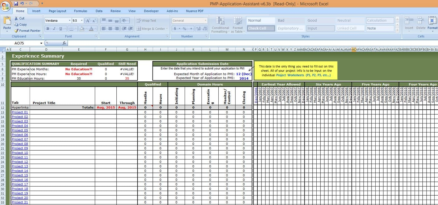 Microsoft excel project template task tracking spreadsheet for Free project management templates excel