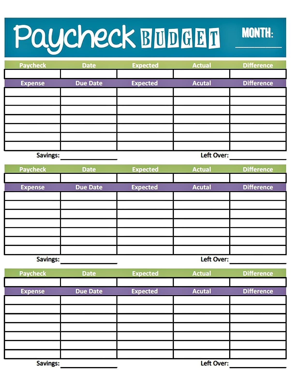 free household budget spreadsheet and best s of simple monthly