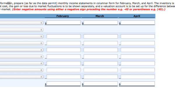Monthly Income Statement Quickbooks Monthly Income Statement Example Monthly Income Statement Sample Monthly Balance Sheet Monthly Income Statement Template Excel Monthly Income Statement Template Monthly Financial Templates  Monthly Income Statement Template Excel Monthly Income Statement Income Spreadsheet Spreadsheet Templates for Business Income Statement Template Monthly Spreadshee