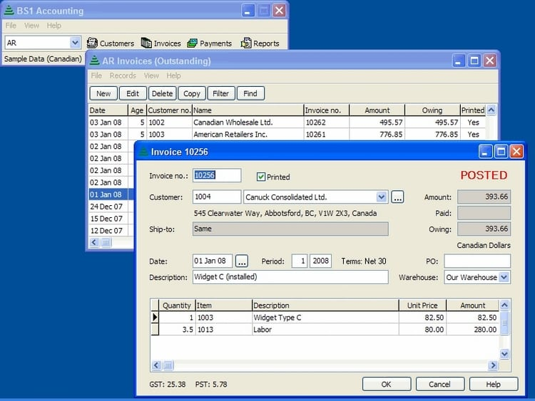 Simple Bookkeeping With Excel 2
