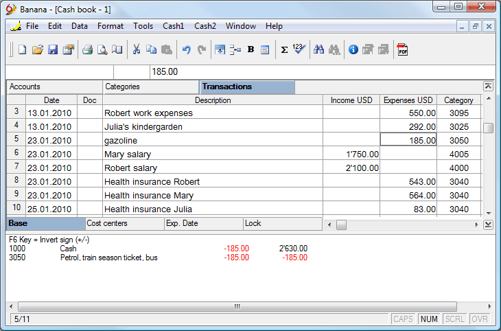 Small Business Ledger Templates
