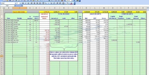 Bookkeeping Spreadsheet Using Microsoft Excel Account Spreadsheet Templates Accounting Spreadsheet, Spreadsheet Templates for Business