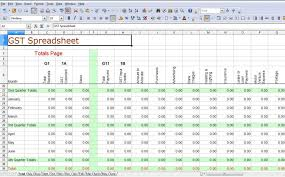 Bookkeeping Templates For Self Employed