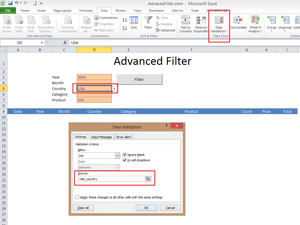 Building Spreadsheets In Excel