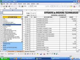 Business Expense Spreadsheet