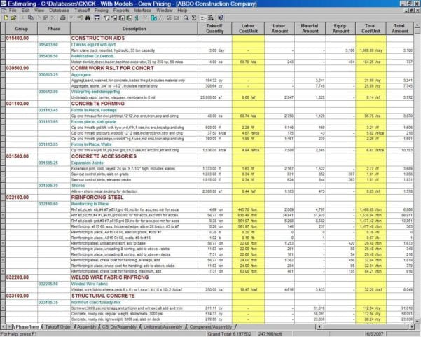 Contoh Timeline Project Excel