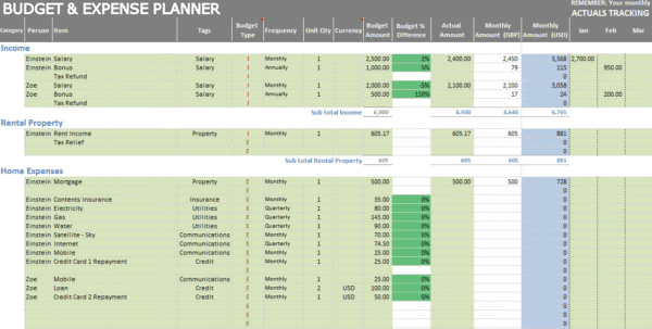 Excel Accounting Spreadsheet Free Download
