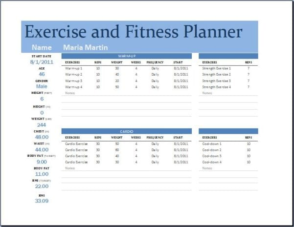 Excel Accounting Template For Small Business 2