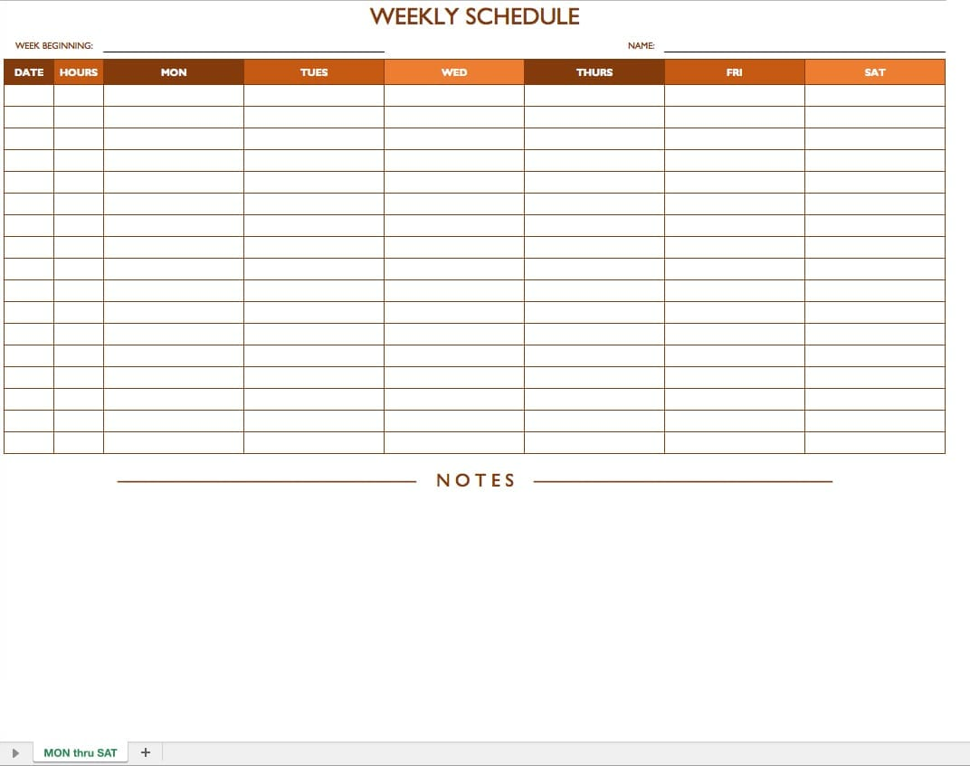 scheduling spreadsheet templates for busines excel employee schedule