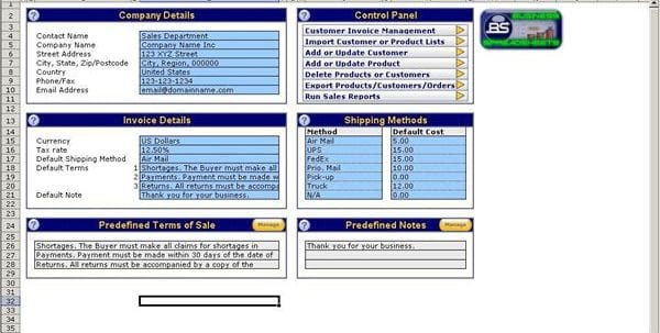 Free Excel Finance Templates