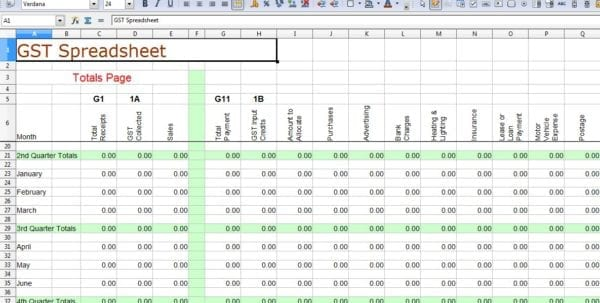 Free Fill In Spreadsheets