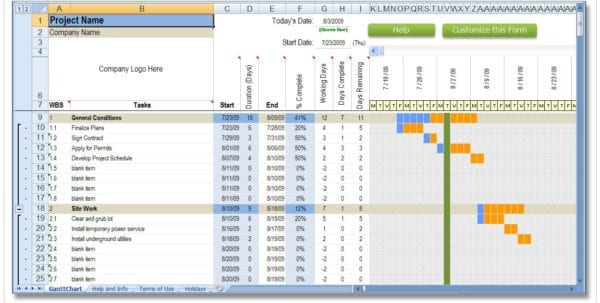 edit excel template