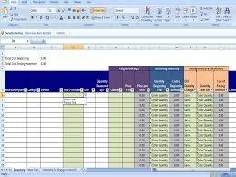 Inventory Management Excel Template Format Free Download