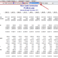 Monthly Income Statement Quickbooks Monthly Income Statement