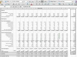 personal daily cash flow spreadsheet