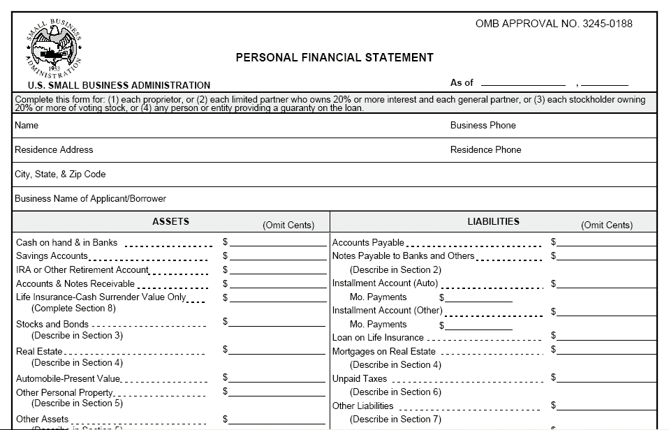 Personal Financial Statements Templates Financial Statements Templates Spreadsheet Templates for Busines Spreadsheet Templates for Busines Balance Sheet Templates