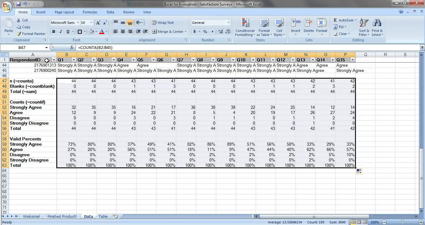 survey spreadsheet template survey spreadsheet spreadsheet