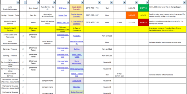 Simple Project Plan Template 3