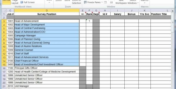 Survey Tracker Spreadsheet Online Survey Spreadsheet Template