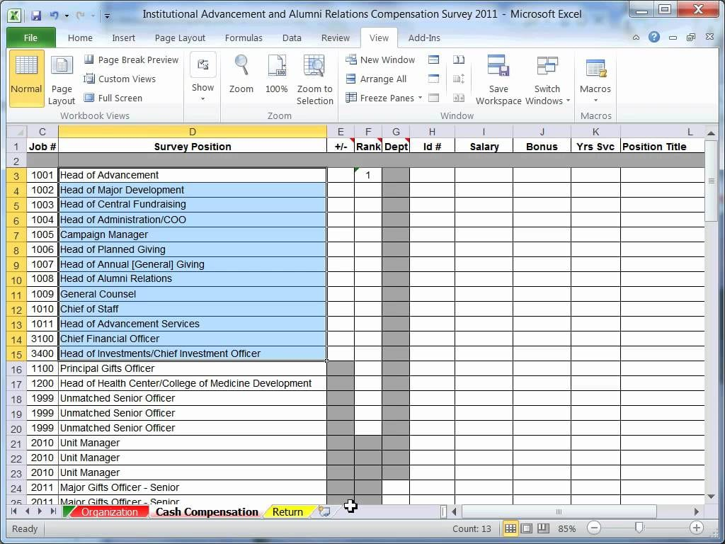 survey spreadsheet template spreadsheet templates for
